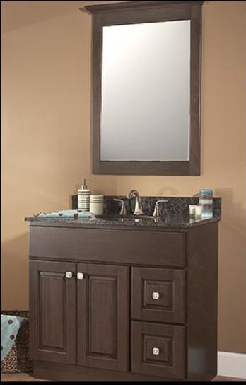 Bathroom vanity Brewster  #15