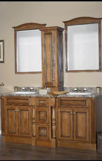 Bathroom vanity Brewster  #24
