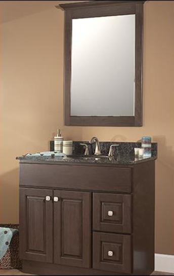 Bathroom vanity Brewster  #44