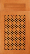 kitchen cabinet door executive cabinetry lattice