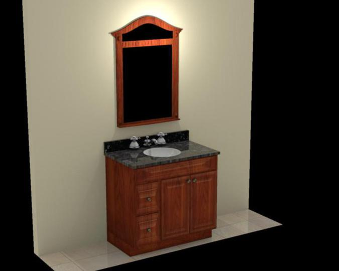 Bathroom vanity Truro  #21