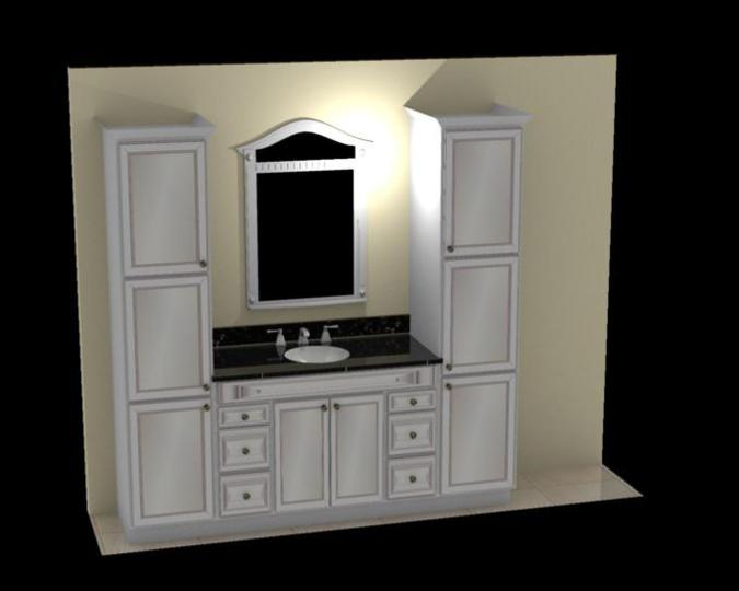 Bathroom vanity Truro  #22