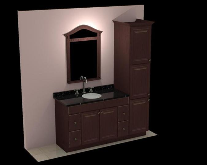 Bathroom vanity Truro  #23