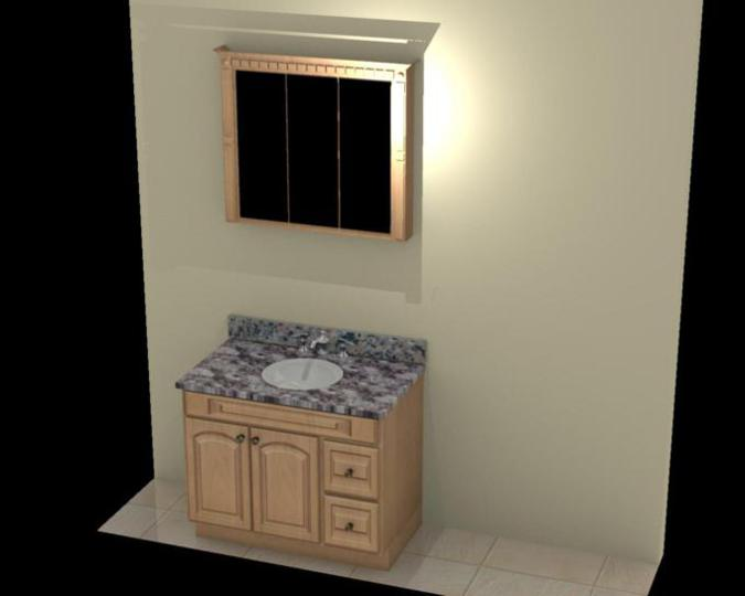 Bathroom vanity Truro  #26