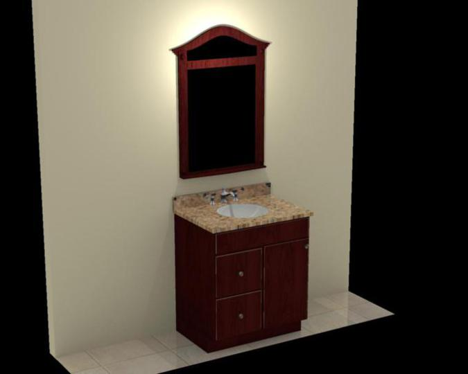 Bathroom vanity Truro  #28