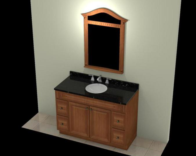 Bathroom vanity Truro  #29