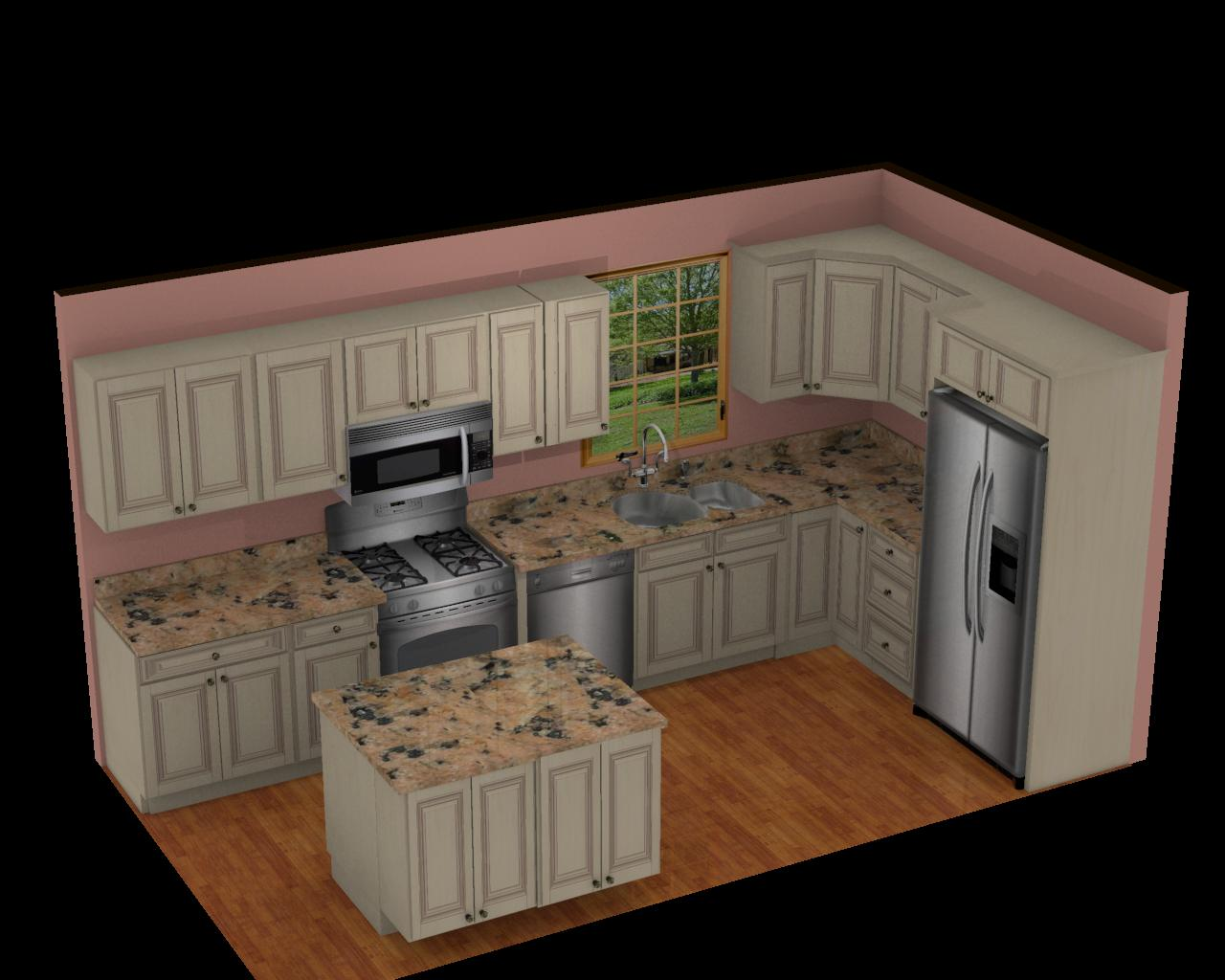 Kitchen and bath remodel JSI Wheaton Cabinets  Home Improvement Blog